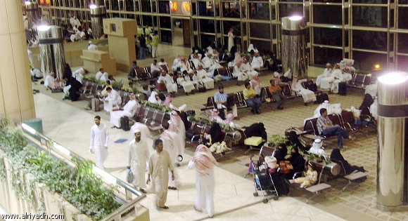 ]تفرجوا على مطار الملك خالد الدولي !!![ - :: Flying Way